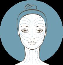 Усильте действие маски массажем